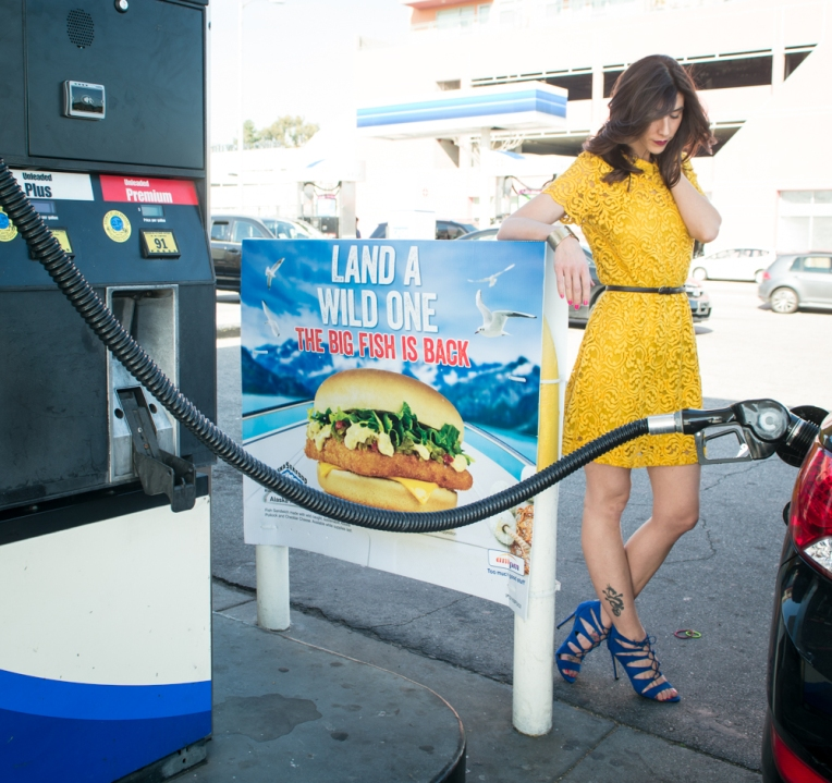 gas station-7